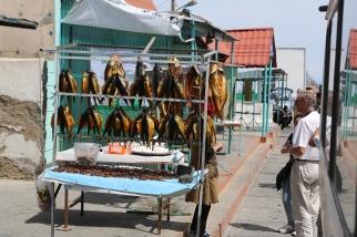 Smoked fish Balykchi Kyrgyzstan-6161