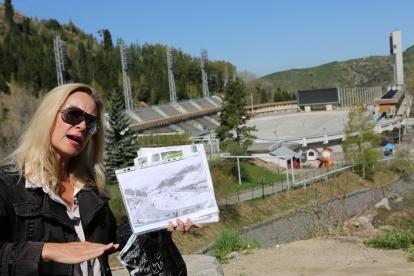 Svetlana guide Almaty-5898