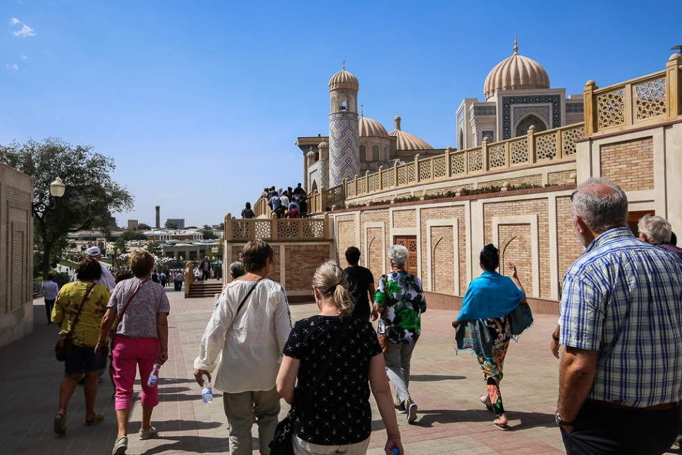 Samarkand Mausoleum of Islam Karimov-1275
