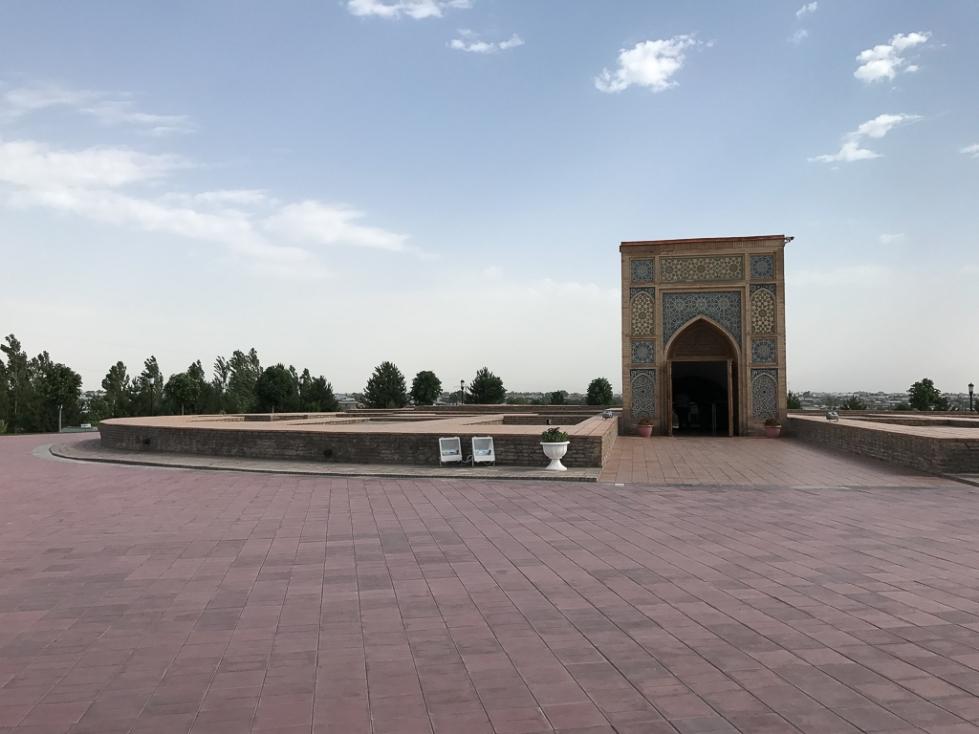 Samarkand Ulugh Beg Observatory-0536